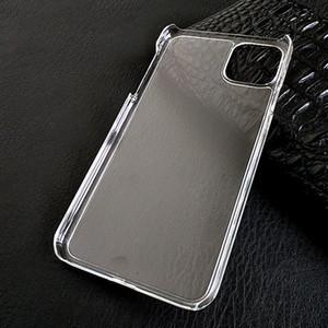 Ultra Slim Fina claro transparente de plástico rígido PC Crystal Case Shell capa para o iPhone 11 Pro Max XS XR X 8 7 6 6S Além disso, à prova de choque de protecção