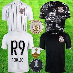 2019 2020 Corinthians Paulista Soccer Jerseys RONALDO CLAYTON JADSON ROMERO M GABRIEL magliette da calcio Maglia da calcio maglia da calcio