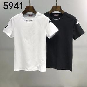 2020 Baskı erkekler tişört moda Medusa Tshirts Yaz Kısa Kollu Casual Erkek Tasarım T-shirt5 Tops