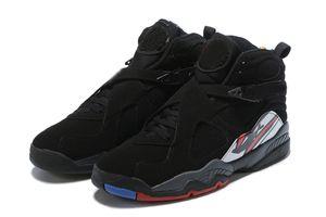 2020 Hombres 8 zapatos de baloncesto Clásicos VIII botas de baloncesto zapatilla deportiva size7-13