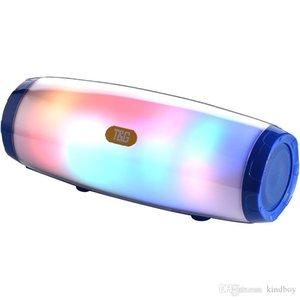 TG165 portatile bluetooth senza fili dell'altoparlante portato flash player giocatore di musica mp3 impermeabile subwoofer scheda SD Super Bass con microfono DHL 1200mAh
