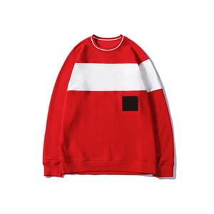 Ünlü Erkek Hoodies Sweatshirt Erkekler Kadınlar Harf Nakış Hoodie Kazak Casual Hoodie Kazak Uzun Kollu Boyut M-XXL