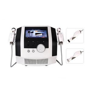 Rajeunissement ultrasonique de peau de machine de soins de la peau de plasma serrant l'équipement facial de beauté de stylo de douche de plasma chirurgical non invasif 2 poignées
