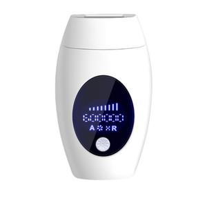HR013 DHL Бесплатная доставка мини Главная Лазерный эпилятор депилятор лица постоянное устройство для удаления волос лазерная машина 600000 раз импульсы лампы