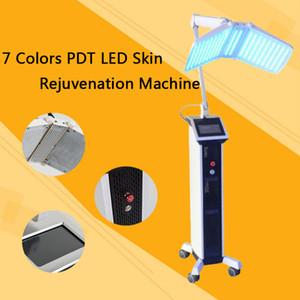 TAX FREE Professional BIO thérapie par la lumière Photon LED rajeunissement de la peau traitement de l'acné PDT soins du visage machine équipement de salon de beauté