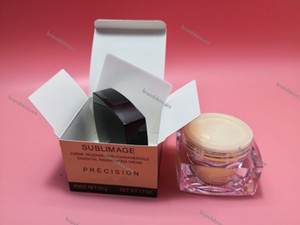في المخزون والشحن المجاني! العلامة التجارية الشهيرة Submimage Essential Commeneration Cream Care Care Nouriish ترطيب إصلاح عميق 50ML