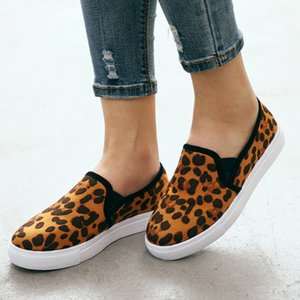 WENYUJH Faux Suede Espadrilles Chaussures Slip-on Casual Mocassins femmes plate-forme Flats 2020 Ballerines Ladies chaussures Zapatos Mujer