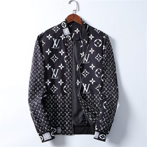 fashion high-quality mens windbreaker high-grade designer print jacket ~ Chinese size 20SS Mens jacket and Hoodie jacket