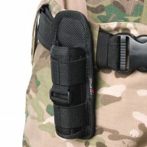 Tactical Outdoor 360 Graus Lanterna Rotativa Holster Lanterna Set Caça Acessórios de Iluminação