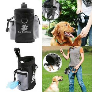 Pet Dog Training Treat Puppy Snack Bag Сумка Для Хранения Держатель Диспенсер Большой