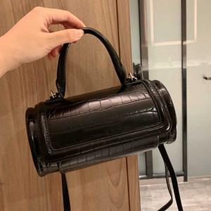 Rund Designer Taschen Frauen Umhängetasche Handtasche Damen Schultertasche Name Marke Mappen-Dame Handtasche