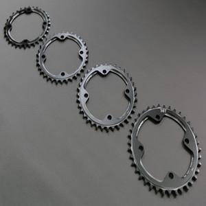Bisiklet Zincir tekerlek 32T-38T Dağ Bisiklet Crank Aynakol Alüminyum aynakol dişlisi Hollow Onarım Uygun BCD 104mm bisiklet parçaları