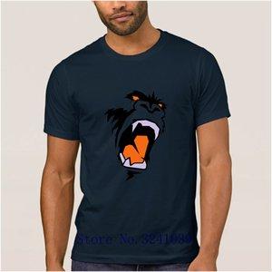 Anlarach personalized Funny king kong face t shirt summer Gift Monkey Kong Corleon t-shirt Leisure tshirt large 100% cotton