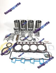 4D92E Motor reconstruir kit Para KUMATSU Engine Parts Dozer empilhadeira escavadeira Carregadeira etc peças de motor kit