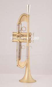 Горячие продажи падающей мелодии BB Trumpet TR-305G мундштук из музейного музыкального инструмента Professional с корпусом, бесплатная доставка Glover