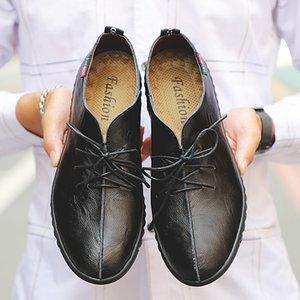 New Men Oxfords Lace-Up Leather Designer Бизнес Офис Повседневный вождения обувь Мужская Flat Party кожаные ботинки 3 цвета *