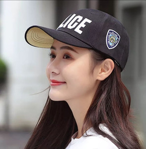 2018 Couple's cap embroidered bee sun hat casual men's and women's sun hat double g baseball cap