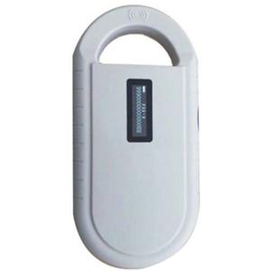 Portable Animal Identification Microchip Handhold Lettore di schede Scanner per animali domestici Forniture di alta qualità per animali domestici