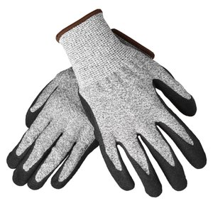 Winter Working Gloves Abrasion Resistant Anti Cutting Piercing Safety Gloves for Gardening Farming Motorcycle Riding Gloves