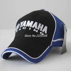 Hommes Femmes Snapback Casquettes casquette de baseball Yamaha bleu noir Nouveau moto bobs 3D