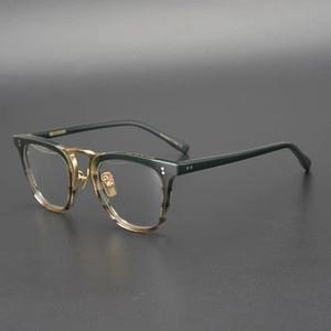 2019 Nuovi Uomini di Modo Occhiali Telaio Donne Occhiali di vetro trasparente di marca trasparente Miopia Ottica Occhiali oculos De grau