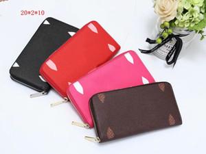 Las mujeres del diseñador clásico de carteras de lujo de alta calidad de señora Brand manera de la carpeta del regalo del temperamento bolsos Niza de las mujeres actuales