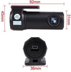GPS Car DVR Mini Camera Can Rotate 360 FHD 1080P Video Car Camera For Driving Recording Car DVR Detector Dashboard Camera WiFi
