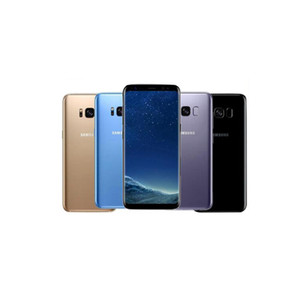 "Original Samsung Galaxy S8 G950u G950F Mobile Phone 5.8"" 4GB RAM 64GB ROM Octa Core 3000mAh Unlocked Refurbished Phone"
