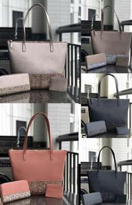 grande scintillio borsa di set di marca del progettista Patchwork brillante crossbody spalla borse per la spesa borse dell'unità di elaborazione delle donne della borsa 5 colori