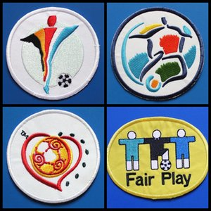 Souvenirs New Retro European 1996 200 2004 Euro patch football Print patches, Soccer Hot stamping Patch Badges