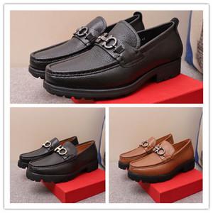 con caja para hombre zapatos casuales italiano de primera clase Hide Oxhide Real Genuine Cuero Sneakers Mens Designer Zapatos de lujo para hombre Zapatos deportivos