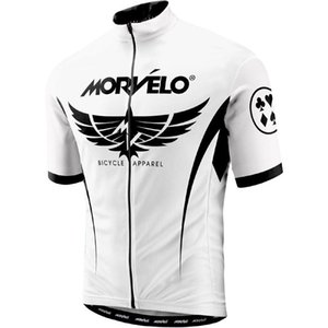 Morvelo 2019 Cycling Jersey Summer short sleeve Jersey racing road Mountain bike cycling clothing Maillot Ropa Ciclismo Hombre 304517A