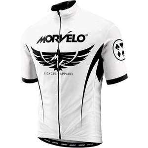 Morvelo 2019 Ciclismo Jersey Verano manga corta Jersey racing road Bicicleta de montaña ciclismo ropa Maillot Ropa Ciclismo Hombre 304517A
