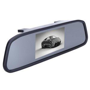 "4.3 ""TFT LCD عرض الرؤية الخلفية مع كاميرا AUTO CAR DVD AV"