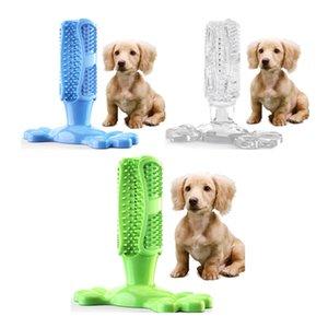 Toptan Köpek tedarikçileri oyuncak Köpek Eğitimi Temizleme ağız diş Bite dayanıklı şık 0109 ısırmaya Oyuncak Chews Taşlama çubuk direnç köpekler