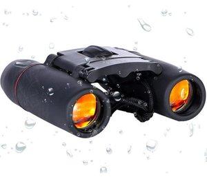 Chaud 30X60 Mini HD Optique Jumelles Télescope Compact Zoom Pliant HD Puissant Mini Télescope Trave Randonnée Cadeaux