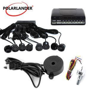 de haute qualité Parking capteur sans moniteur 8 capteurs 9 couleurs au choix pour son système de sonnerie d'alerte arrière et avant