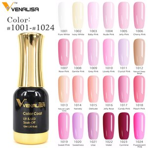 #60751 Venalisa длинные последние Soak Off звездное гель УФ LED блеск лак для ногтей Маникюр 120 цвет супер сияющий гель лак для ногтей