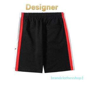 Designer Mens Shorts Summer Luxury Shorts for Men with Italy Brand Star Embroidery 2020 New Arrival Size M-XXL High Quality Shorts