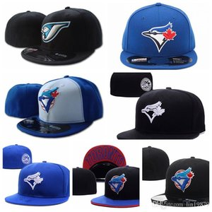 2019 Lastest Styles Blue Jays Baseball caps Sports summer style Mens gorras bone women Hip Hop Fitted Hats