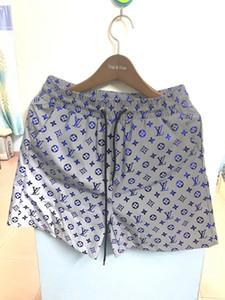 19SS designers Lettre imprimer Conseil Shorts Hommes homme boardshort été Shorts Surf Beach Pantalons de haute qualité Hommes Short de bain D13