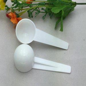 10ml PP Measure Plastic Scoop Spoon Plastic Measuring Scoop 5g Measure Spoons Kitchen Tool