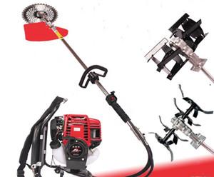 Popüler 4 zamanlı güç weeder makinesi + dizel ekici bıçaklar benzinli mısır ayıklayacaktır makinesi mini bahçe çiftliği kültivatör yeke