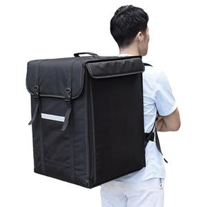 69 L grand gâteau boîte à emporter congélateur sac à dos restauration rapide pizza livraison incubateur sac de glace repas paquet voiture en plein air valise sacs