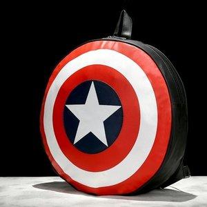 e76uJ Captain America Marvel Kinderkindergarten Schild Kapitän Stationery Rucksack Amerika Tasche Rucksack Marvel Umgebung Umgebung