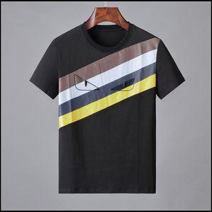 2019 Verão mens designers t camisa luxurys off camiseta branca Tripulação Pescoço impresso logotipo da seta tendência t de alta qualidade Mulheres Tops M-3XL 5S