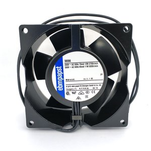 New Original German ebmpapst 3656 92*38MM AC220V 12 11W Full Metal high temperature axial radiator cooling fan