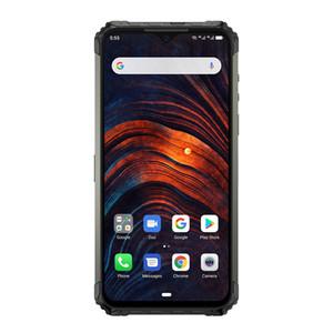 Ulefone Armatura 7 IP68 Smartphone frequenza cardiaca Tracker Android 9.0 NFC Helio P90 Octa core 6.3 '' 8GB + 128GB 48MP 4G 5500mAh Phone