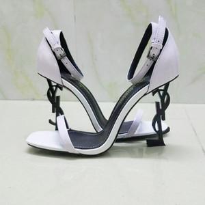 Новая мода Женские высокие каблуки Прозрачный материал мягкий и удобный Hate Tiangao Женская обувь Высота каблука: 10 см размер 35-42 X2