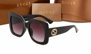 금속 사각 프레임의 UV 저항하는 선글라스 복수 자 아이언 맨 회색 안경 남성 패션 여름 보석 액세서리 Wholesale0083